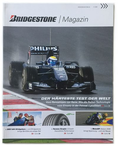 Bridgestone Magazin