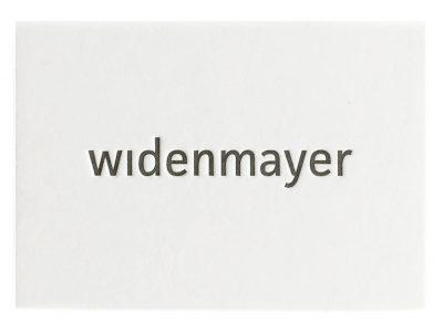 widenmayer