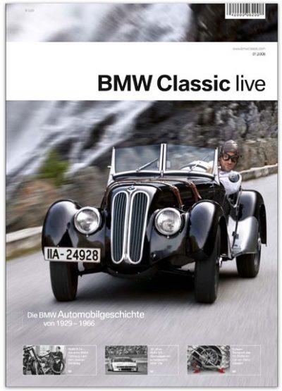 BMW Classic Live