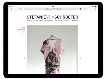 Stefanie von Schroeter