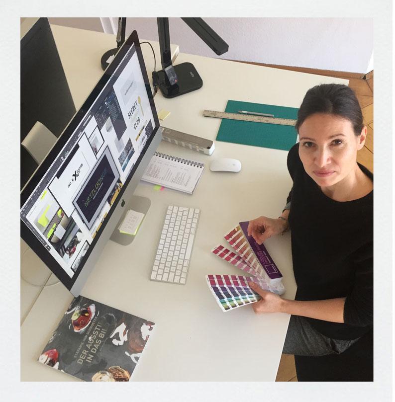 Grafik design art direction yvonne damm m nchen for Grafikdesign studium frankfurt